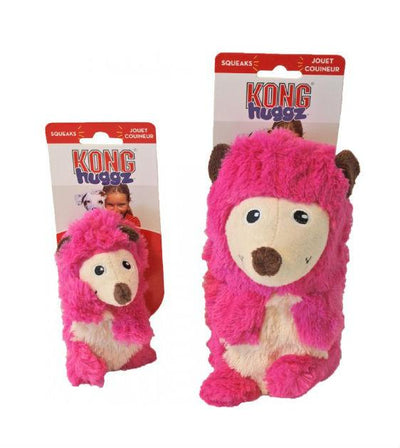 20% OFF:  KONG Huggz Hedgehog Plush Dog Toy