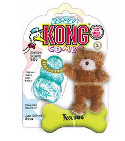 20% OFF:  KONG Puppy Combo Dog Toy