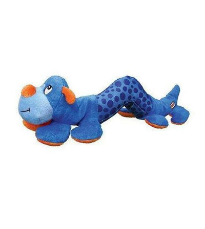 20% OFF:  KONG Shaker Caterpillar Plush Dog Toy