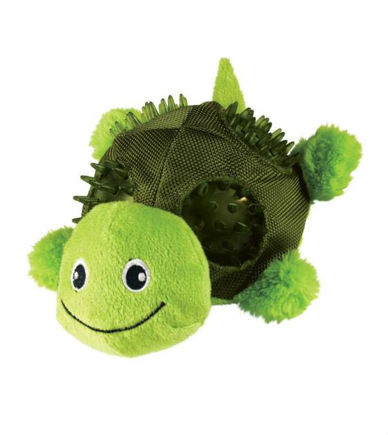 20% OFF:  KONG Shells Turtle Dog Toy