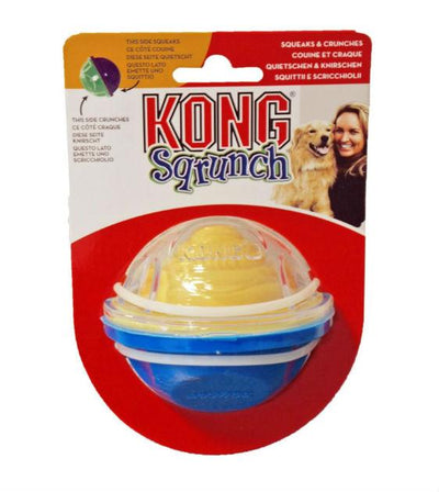 20% OFF:  KONG Sqrunch Interactive UFO Dog Toy