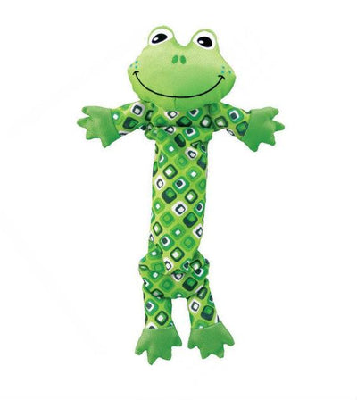 20% OFF:  KONG Stretchezz Frog Dog Toy