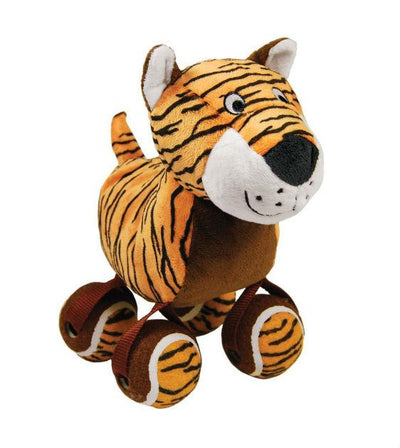 20% OFF:  KONG TenniShoes Tiger Dog Toy