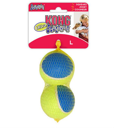 20% OFF:  KONG Ultra Squeakair Ball Dog Toy