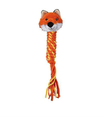20% OFF:  KONG Winder Fox Plush Dog Toy