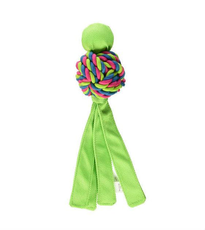 20% OFF:  KONG Wubba Weave Dog Toy
