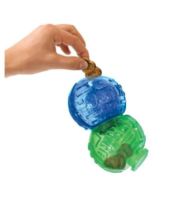 KONG Lock-It 2-pk Dog Toy