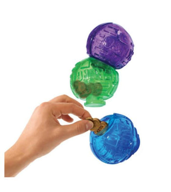 KONG Lock-It 3-pk Dog Toy