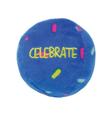 KONG Occasions Birthday Balls (2-pack) Dog Toy
