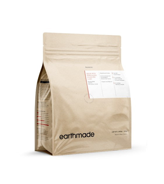 Earthmade Grass-Fed Lamb Dry Dog Food