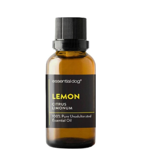 Essential Dog Pure Lemon Essential Oil