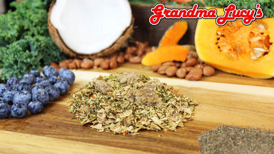 10% OFF: Grandma Lucy's Macanna Freeze Dried Turkey Recipe Dog Food