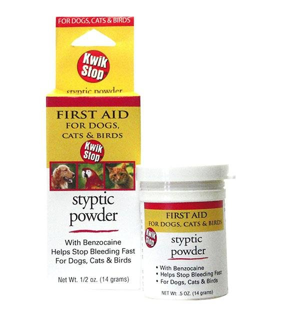 Miracle Care Kwik Stop Bleeding Styptic Powder For Dogs