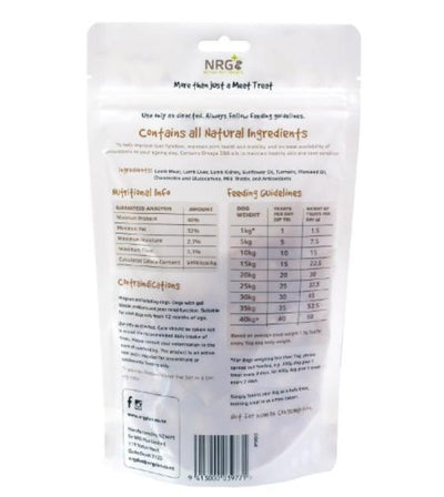 NRG+ Active Ageing Care Dogs Freeze Dried Dog Treats
