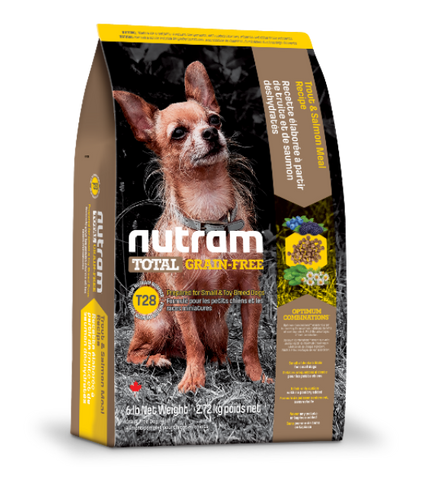 Nutram Total Grain-Free Trout & Salmon T28 Dry Dog Food