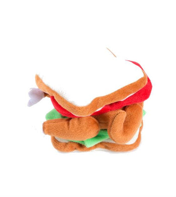 $18 ONLY: BarkShop Nana's Leftover Sammy Dog Plush Toy