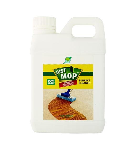 Nature's JustMop Eco-Friendly Cleaner, Disinfectant & Insect Repellant For Home
