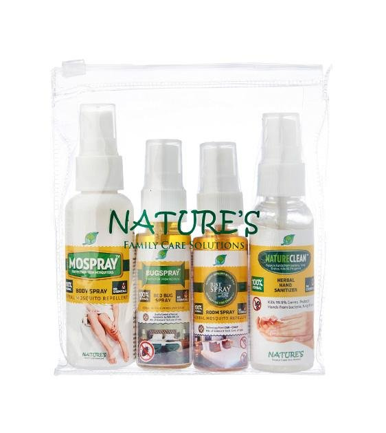 Nature's Travel Pack
