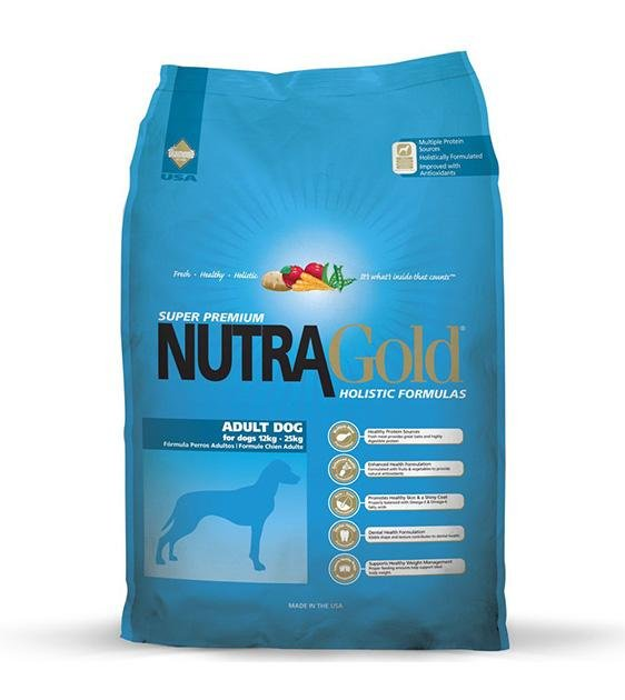 50% OFF: NutraGold Holistic Adult Dog Food