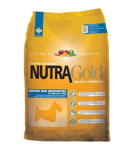 50% OFF: NutraGold Holistic Indoor Micro Bite Dog Food