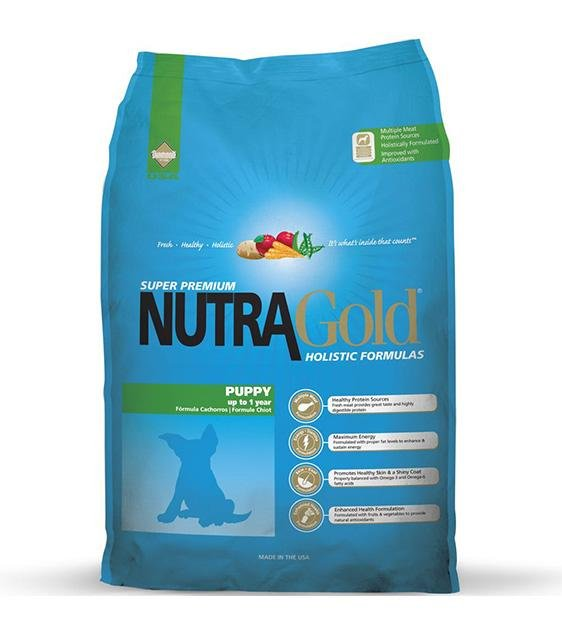 50% OFF: NutraGold Holistic Puppy Dog Food