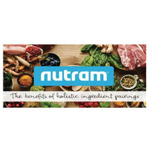20% OFF: Nutram Total Grain-Free Lamb and Lentils T26 Dry Dog Food