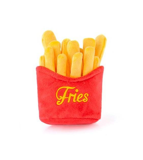 P.L.A.Y. Eco-Friendly American Classics French Fries Dog Toy
