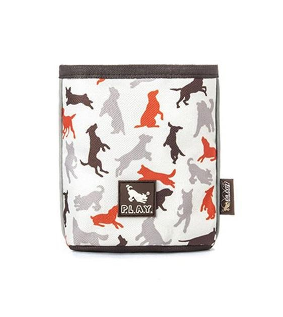 P.L.A.Y. Eco-Friendly Compact Training Pouch Vanilla