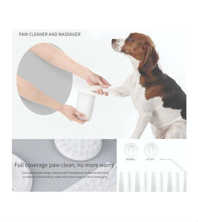 PETKIT EVERCLEAN Dog Paws Cleaner & Massager For Dogs