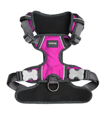 Red Dingo Padded Dog Harness (Hot Pink)
