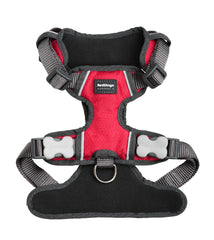 Red Dingo Padded Dog (Harness Red)