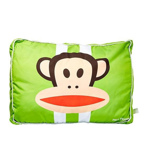 Paul Frank Original Eco Friendly Racing Stripes Queen Size Dog Bed