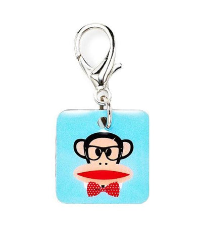 Paul Frank Original Julius Bow Tie Dog Charm