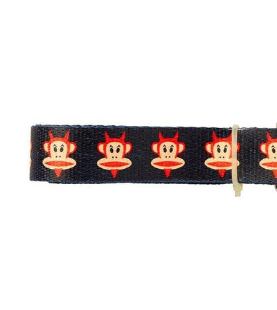 Paul Frank Original Sign Devil Julius Dog Leash