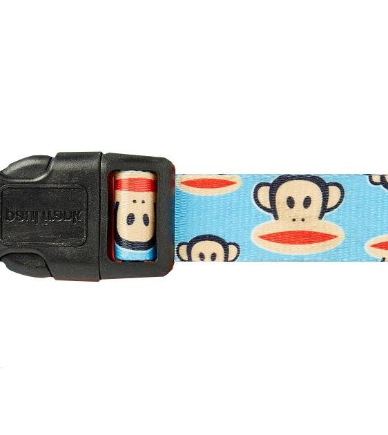 Paul Frank Original Sign Julius Dog Collar (Blue)