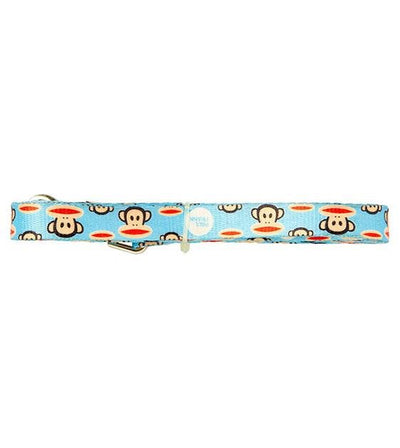 Paul Frank Original Sign Julius Dog Leash (Blue)