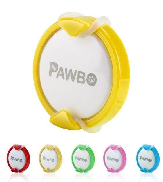 Pawbo iPuppyGo Smart Pet Activity Tracker Tag