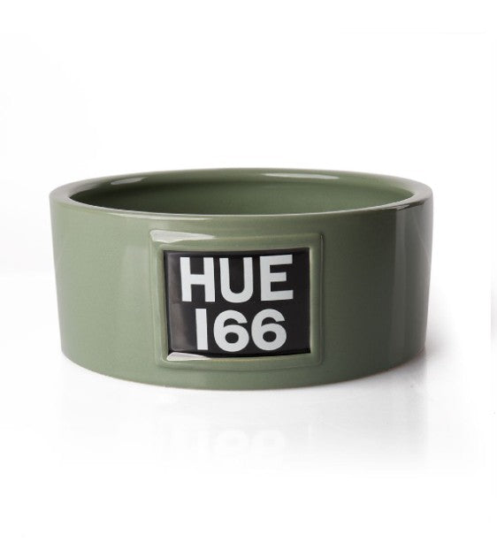 Land Rover Hue Ceramic Dog Bowl