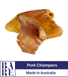 BARE Australian Premium Pork Chompers Dog Treats
