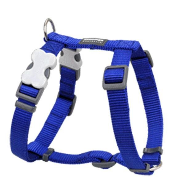 Red Dingo Classic Dog Harness (Dark Blue)