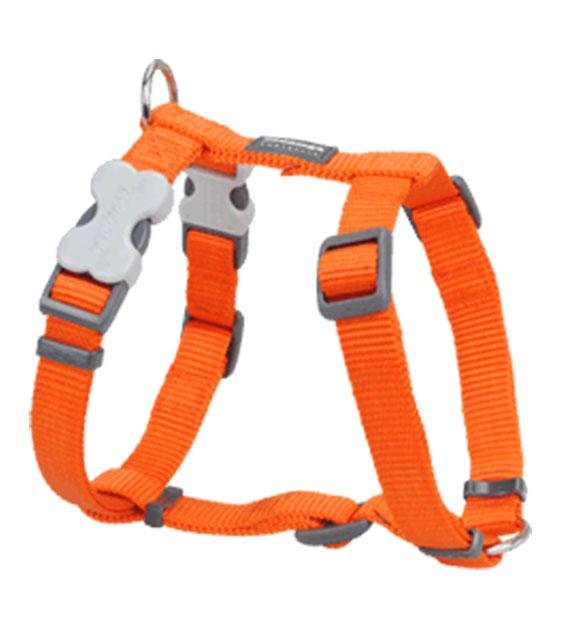 Red Dingo Classic Dog Harness (Orange)