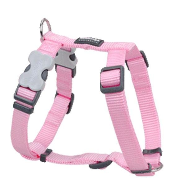 Red Dingo Classic Dog Harness (Pink)