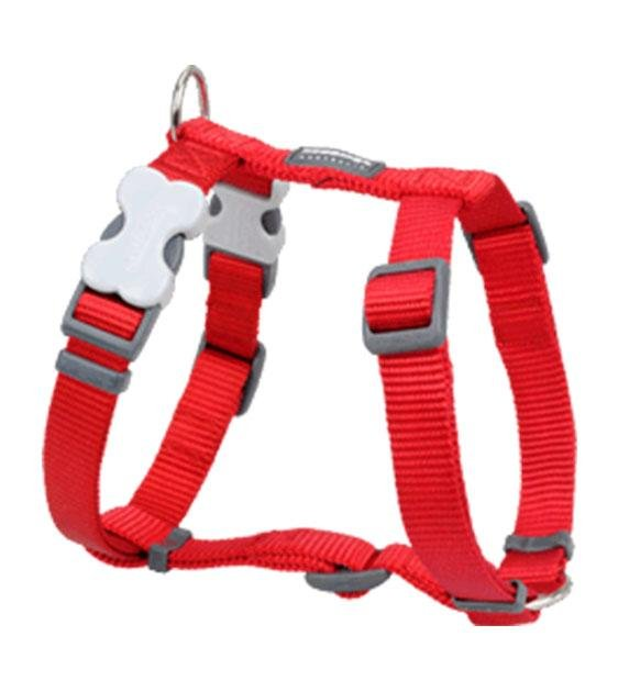 Red Dingo Classic Dog Harness (Red)