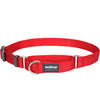 Red Dingo Martingale Choke Prevention Dog Collar (Red)