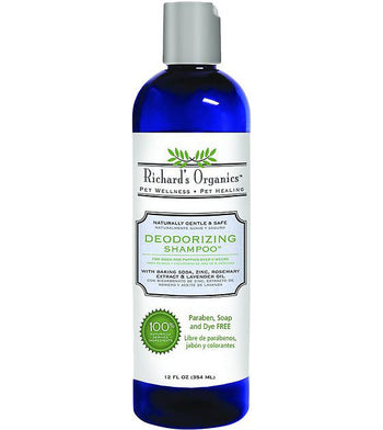 Richard's Organics Deodorizing Dog Shampoo