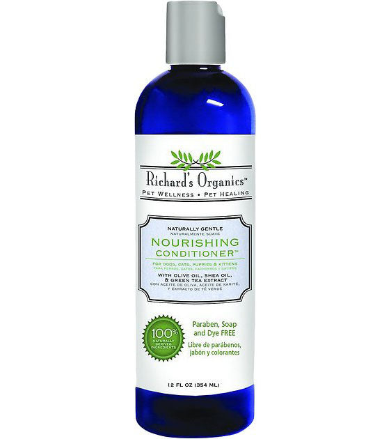 Richard's Organics Nourishing Dog Conditioner