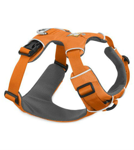 Ruffwear©'s Front Range™ Harness - Orange Poppy