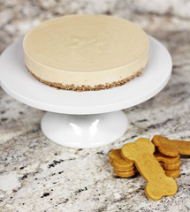 Puppy Cake Grain-Free Cheesecake Mix (Salted Caramel) For Dogs