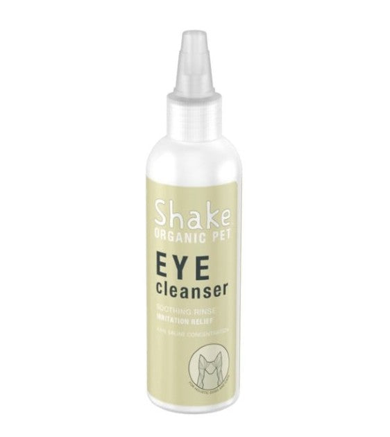 Shake Organic Eye Cleanser For Cats & Dogs
