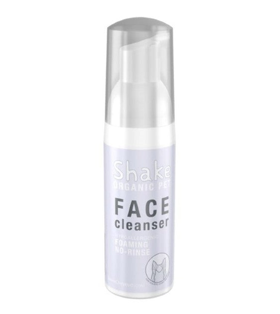 Shake Organic Face Cleanser For Cats & Dogs